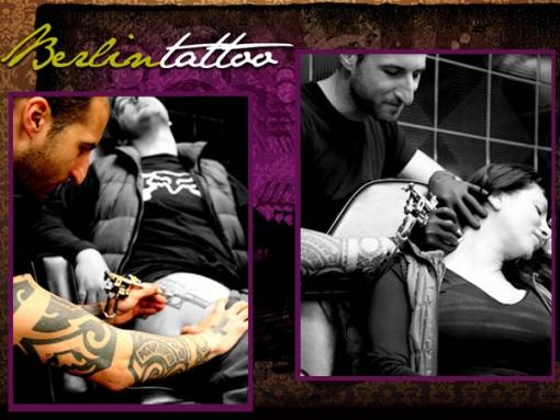 Τατουάζ στο Berlin Tattoo με μόλις 35€