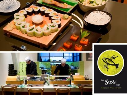 Γεύμα 2 ατόμων στο Sushi Bar με μόλις 32€
