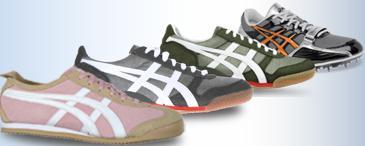 Προσφορά σε Αντρικά και Γυναικεία παπούτσια Asics μέχρι 50%