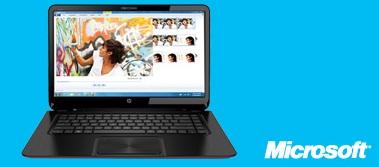 HP Διαγωνισμός hp.com με δώρο ένα HP Pavilion dv6 6001ev Entertainment Notebook PC με δωρεάν αναβάθμιση σε Windows 8 Pro