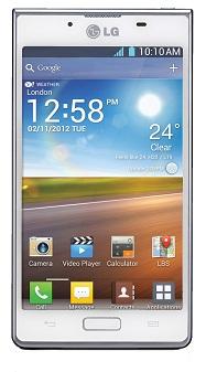 LG Optimus L7 P700 White Διαγωνισμός bloglg.gr με δώρο το νέο LG Optimus L7