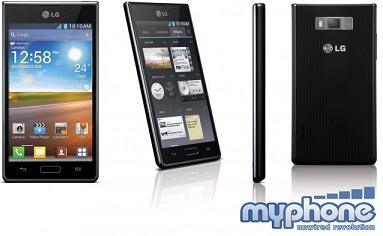 LG Διαγωνισμός myphone.gr με δώρο ένα LG Optimus L7