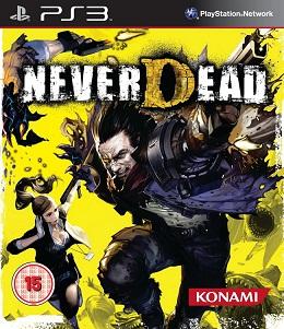 NeverDead PS3 Packshot No Intro Διαγωνισμός Enternity με δώρο 5 αντίτυπα του NeverDead για το PlayStation 3