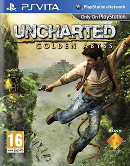 Uncharted Golden Abyss Packshot No Intro Διαγωνισμός Enternity με δώρο 5 ψηφιακά αντίτυπα του τίτλου Uncharted: Golden Abyss για το PlayStation Vita