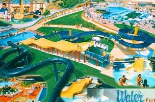 Water Fun Είσοδος 2 ατόμων με μόλις 15€ ή 4 Ατόμων με 19€ στο Πάρκο Νερού Water Fun στον Ισθμό της Κορίνθου
