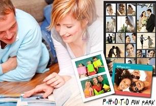 photofunpark.gr  Φωτογραφικές Συνθέσεις, σε Πόστερ Κολάζ ή Ημερολόγιο Τοίχου ή Album 21x21 ή Album A4 από 9,90€