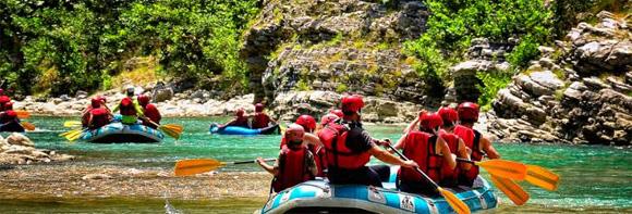 rafting klirosi double Διαγωνισμός flowmagazine.gr με δώρο Rafting στο Βοϊδομάτη και τον Άραχθο
