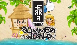 terrasummerworld Διαγωνισμός Terra Beach & Camping με πλούσια δώρα για camping
