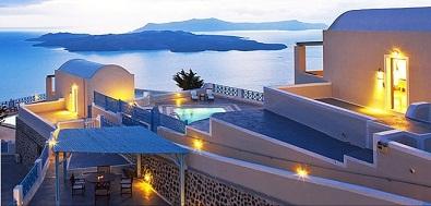 Σαντορίνη Διαγωνισμός Volcano View Hotel Santorini με δώρο 3 αξέχαστες ημέρες καθώς και 1 γεύμα ΔΩΡΕΑΝ για δύο άτομα