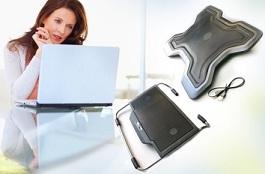 βαση ψύξης laptop Μία Βάση Ψύξης Laptop, Bright Moon ή Cooling Pad από 17€