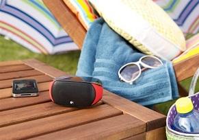 ηχεια Διαγωνισμός tech.in.gr με δώρο 3 φορητά, ασύρματα ηχεία Bluetooth της Logitech για smartphone και tablet