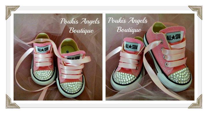 486456 377514095637422 104108178 n Διαγωνισμός La Evi en Roz με δώρο ένα ζευγάρι παπούτσια AllStar Converse με Swarovski