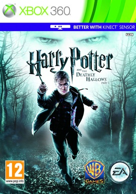 Harry Potter Διαγωνισμός ΜΑΜΑ ΠΕΙΝΑΩ! με δώρο 2 αντίτυπα του βιντεοπαιχνιδιού Harry Potter and the Deathly Hallows για XBOX 360