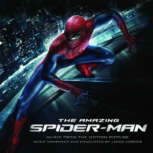 Spider Man ost cover Διαγωνισμός SoundtrackBeat.com με δώρο το Soundtrack Tης Ταινίας The Amazing Spider Man