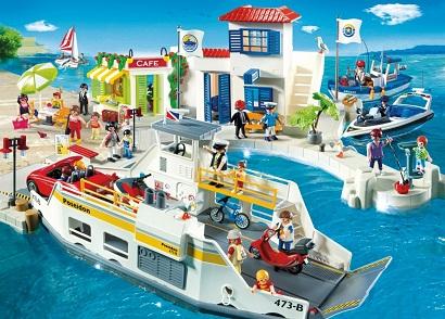 playmobil1 λιμανι Διαγωνισμός eimaimama.gr με δώρο το σούπερ σετ Playmobil Λιμάνι
