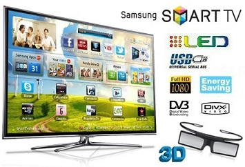 samsung Μια Samsung Smart TV, Slim LED 40, 3D ή Όχι από 589€