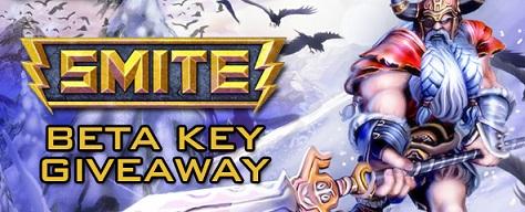 smite beta keys giveaway Διαγωνισμός Tead.gr με δώρο 40 Beta Keys του παιχνιδιού Smite