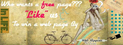 webhippies contest2 Διαγωνισμός Webhippies με δώρο το δωρεάν σχεδιασμό και την κατασκευή της ιστοσελίδας σας
