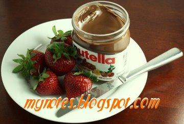 nutella Διαγωνισμός mynotes.blogspot.com με δώρο 10 συσκευασίες Nutella των 750 γραμμαρίων