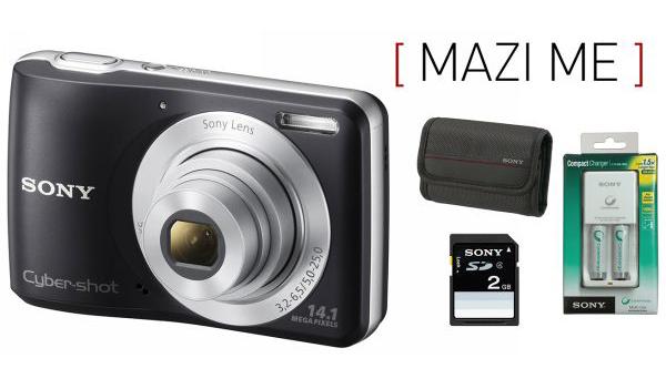 Διαγωνισμός maga.gr με δώρο μια Sony Digital Camera DSC-S5000 Black ... 44327ff2d6f