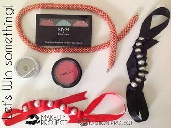 Διαγωνισμός Makeup Project με δώρο προϊόντα μακιγιάζ και χειροποίητα  κοσμήματα fce83d46a14