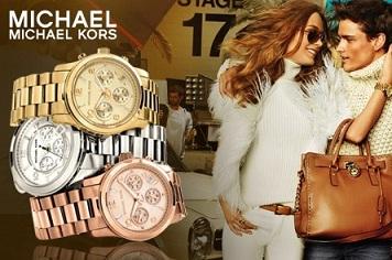 Επώνυμα Αντρικά και Γυναικεία Ρολόγια Δια Χειρός Michael Kors από 119€ 6057f210960