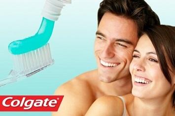 6 Οδοντόκρεμες Colgate Μαζί με 2 Οδοντόβουρτσες Colgate Extra Clean με  11 9cc6f06be14