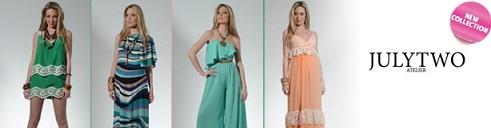 f9953df096ba Προσφορές σε ρούχα July Two από το BrandsGalaxy