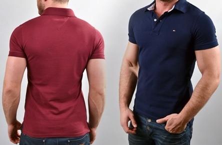 06e5c383c499 Ανδρικό Tommy Hilfiger Polo T-Shirt με 45
