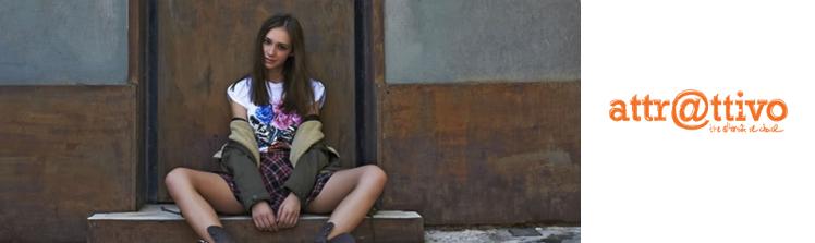 Ρούχα Attrattivo έως -50% από το BrandsGalaxy! f2fd6098648