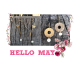 Διαγωνισμός Pink Girl Notes με δώρο ένα ζευγάρι επιχρυσωμένα σκουλαρίκια με πέρλες