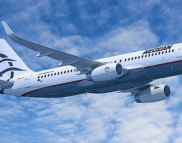 500 000 θέσεις εσωτερικού στην Aegean Airlines από 24€!