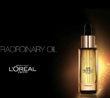 Διαγωνισμός L'Oréal Paris με δώρο 20 λάδια Extraordinary Oil