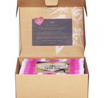Διαγωνισμός madamefigaro.gr με δώρο 4 συσκευασίες φυτικού τσαγιού Tiny Tea Teatox