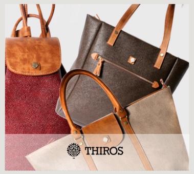 b8a0a7133f Τσάντες Thiros έως -55% μόνο στο brandsgalaxy.gr