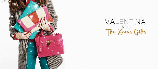 d3051f1b9a Ιταλικές Δερμάτινες Casual Τσάντες   Ταξιδίου Valentina με εκπτώσεις έως  70%