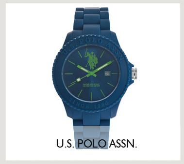 Εκπτώσεις έως 50% σε ρολόγια US POLO μόνο στο brandsGalaxy.gr 46653b652f6