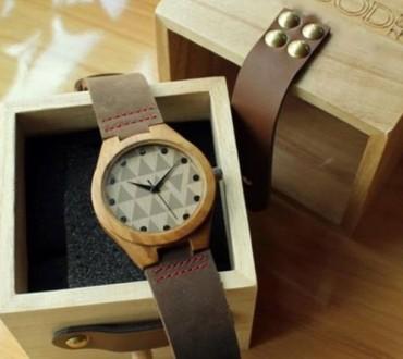 Διαγωνισμός Mr. Wood με δώρο χειροποίητο ξύλινο ρολόι