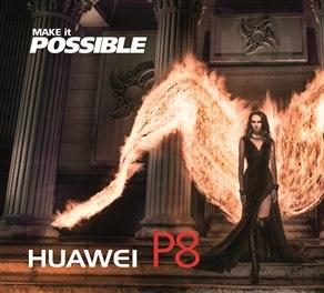 Διαγωνισμός in.gr με δώρο το Huawei P8