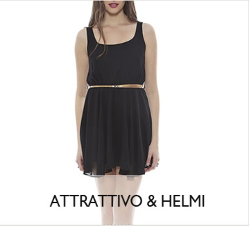 Ρούχα Attrattivo   Helmi με εκπτώσεις έως -75% στο brandsGalaxy 868701175bf