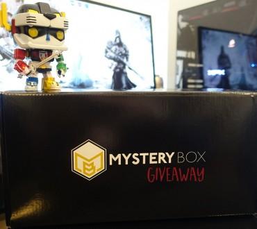 Διαγωνισμός Psaddict.gr με δώρο MysteryBox Gamer Edition