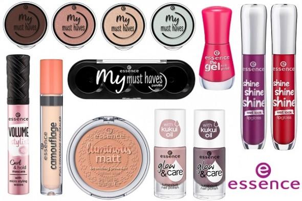 Διαγωνισμός morethanawoman.gr με δώρο 3 σετ με προϊόντα μακιγιάζ essence