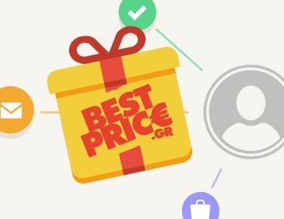 Διαγωνισμός BestPrice.gr με δώρα συνολικής αξίας 1.000€