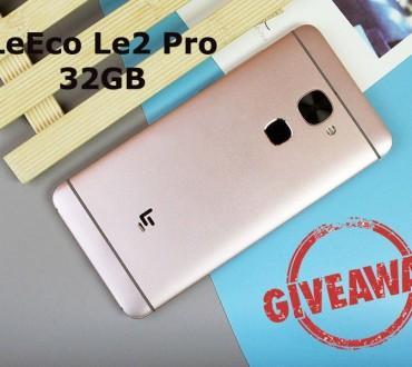 Διαγωνισμός GizChina Greece με δώρο LeEco Le2 Pro