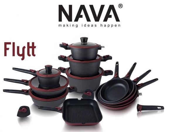 Διαγωνισμός NAVA με δώρο σειρά μαγειρικών σκευών Flytt