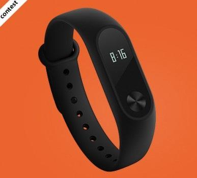 Διαγωνισμός i-TECH4u με δώρο fitness tracker Xiaomi Mi