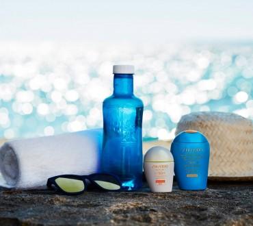 Διαγωνισμός Shiseido με δώρο 5 σετ αντηλιακής προστασίας