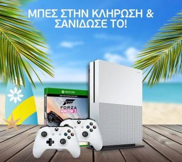Διαγωνισμός Wind F2G με δώρο Xbox One S και Forza Horizon 3