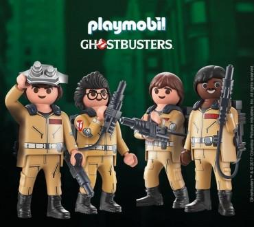 Διαγωνισμός Μουστάκας με δώρο 12 Playmobil Ghostbusters