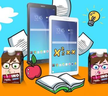 Διαγωνισμός Topino με δώρο 5 Tablet Samsung